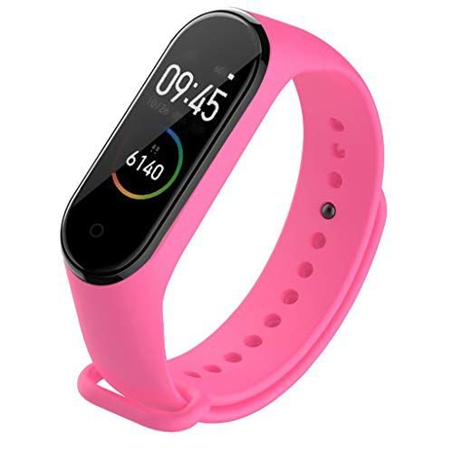 Pulseira extra para Xiaomi MI Band 4 - New version (Rosa)