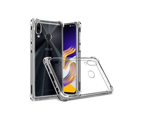 Capa Anti Shock Asus Zenfone 5/5Z 2018 Cell Case Transparente