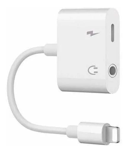 Adaptador Turbo De 3.5 Mm Para iPhone