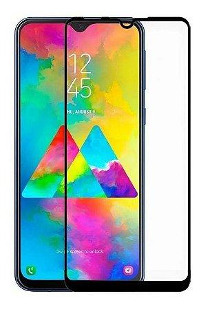 Película De Vidro 3d Temperado Samsung Galaxy A10s Bordas Pretas
