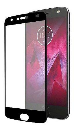 Película De Nano Gel 5d Moto G5 Plus Bordas Pretas Motorola