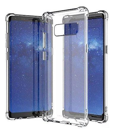 Capa Anti Impacto Para Samsung Galaxy Note 8 Transparente