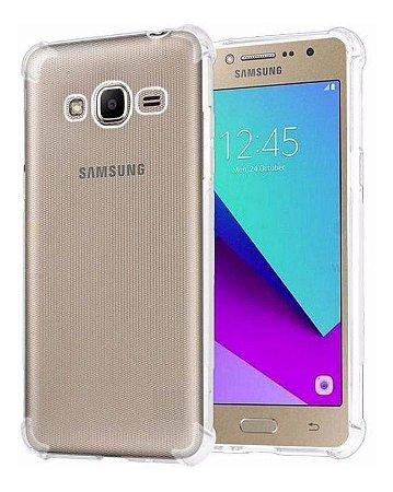 Capa Anti Shock Transparente Para Samsung Galaxy J2 Prime