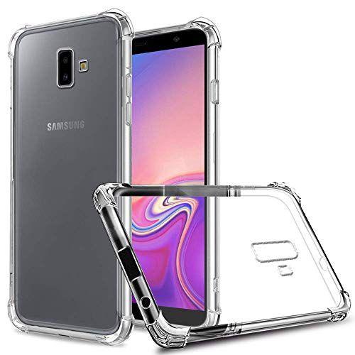 Capa Anti Shock Transparente Para Samsung Galaxy J6 Plus/Prime 2018