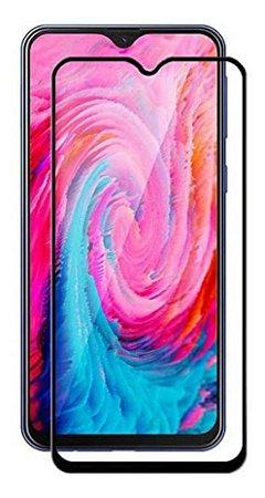 Película Nano Gel 5d Para Samsung Galaxy M20 Bordas Pretas