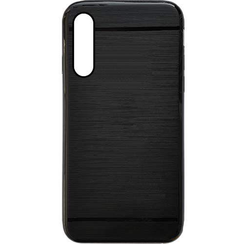Capa Emborrachada Sílicone Flexível Preta Para Xiaomi Mi 9