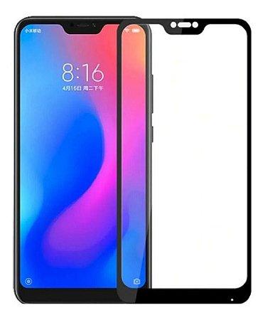 Película de Nano Gel 5D para Xiaomi Mi A2 Lite Bordas Pretas