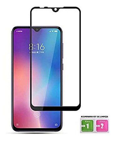 Película Blindada 5d Nano Gel Para Xiaomi Mi 9 Se Bordas Pretas