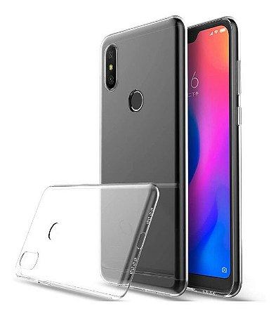 Capa Tpu Ultra Fina Transparente Para Xiaomi A2 Lite