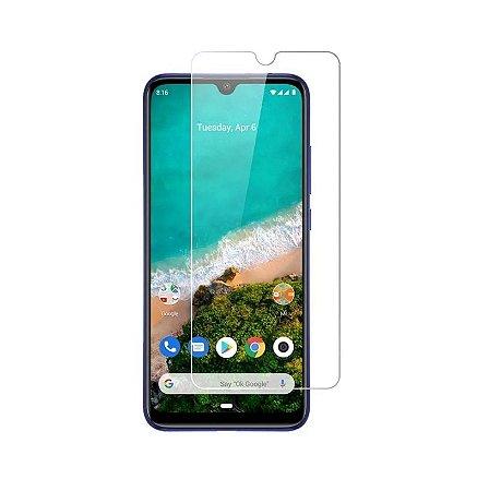Película De Vidro Temperado Para Xiaomi Mi A3 Transparente
