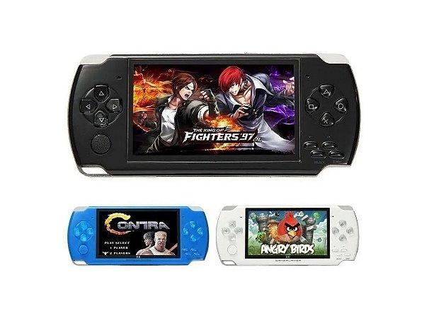 Console Portátil X6 Vídeo Game Retrô