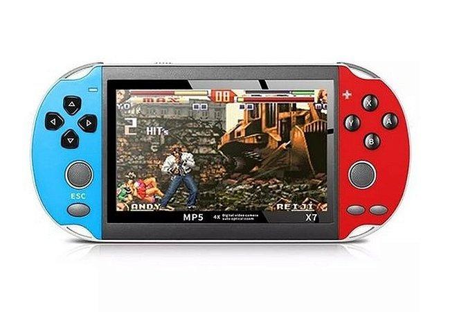 Mini Video Game Switch Portátil Tela FULL HD 1080P + 3000 Jogos