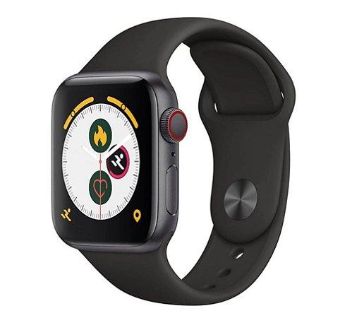 Relógio Smartwatch Inteligente X7 Original 44mm + Película de Brinde