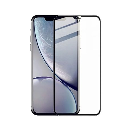 PELÍCULA DE VIDRO 3D PARA APPLE IPHONE 11 PRO 5.8 POLEGADAS BORDAS PRETAS