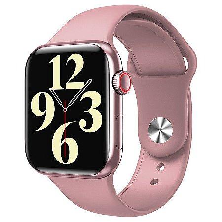 Smartwatch HW16 relógio inteligente 44mm