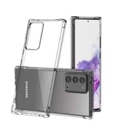 Capa Case Capinha Transparente Anti Impacto para Galaxy Note 20
