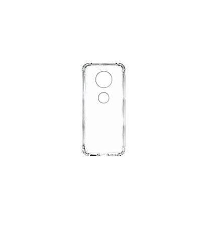 Capa Capinha Anti Shock Transparente para Moto G7 Power