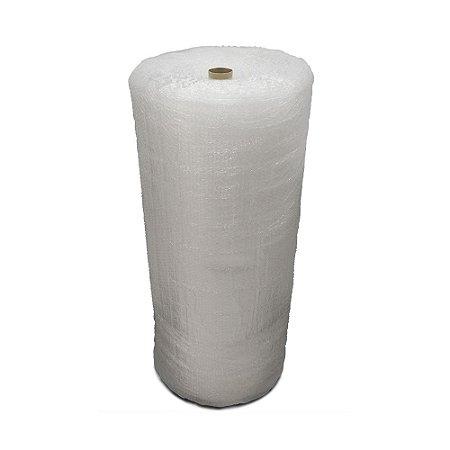Rolo Plástico Bolha Virgem