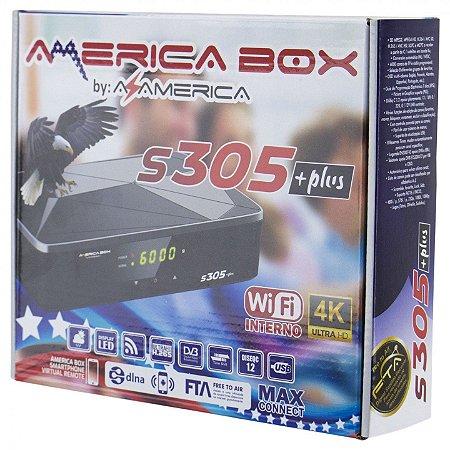 America Box S305+ Plus