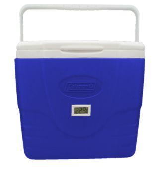 Caixa Térmica 15 Litros PU Termômetro Simples