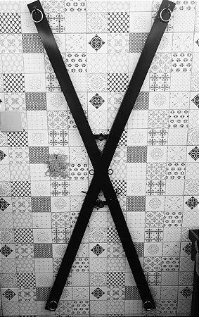 Cruz de Santo André Desmontável