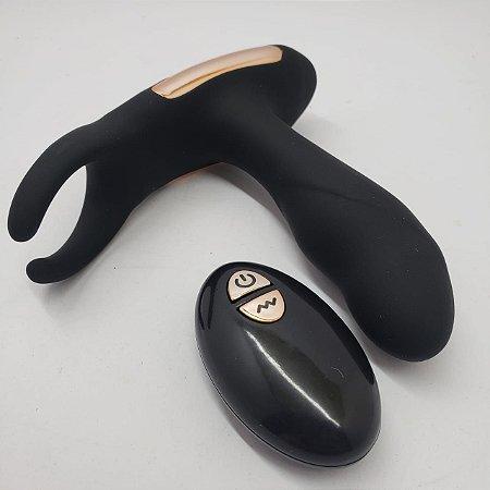 Estimulador de próstata com controle