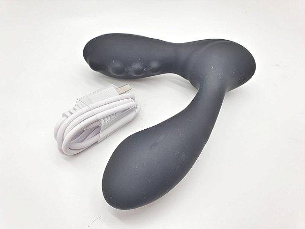 Estimulador De Próstata Recarregável