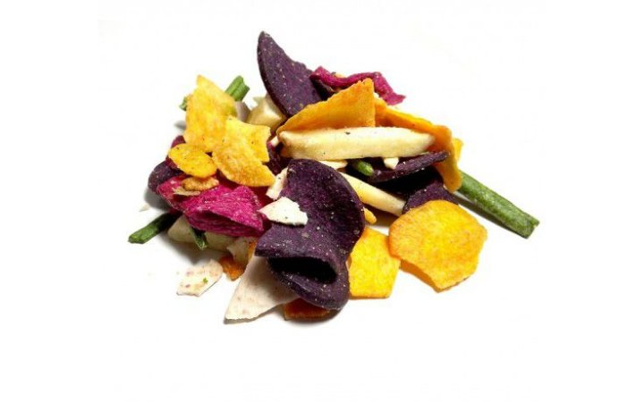 MIX DE VEGETAIS CHIPS PREMIUM 100g