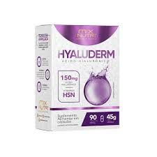 Hyaluderm 90 caps Mix Nutri