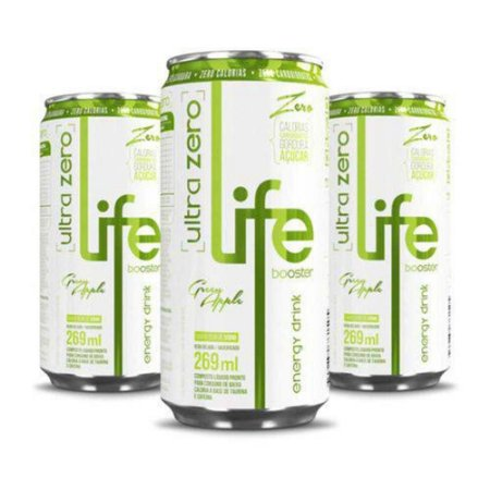 Energético Life Booster unid