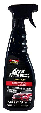Cera Super Brilho Gatinho 500ml Proauto