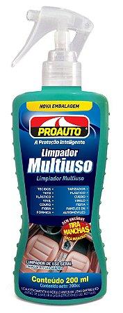 Limpador Multiuso 200ml