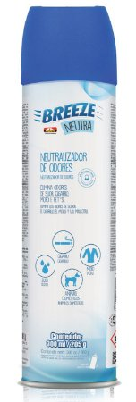 neutralizador de odores breeze 300 ml - Proauto