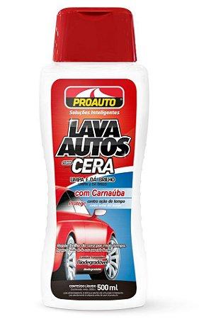 Lava Autos com Cera de Carnaúba 500ml