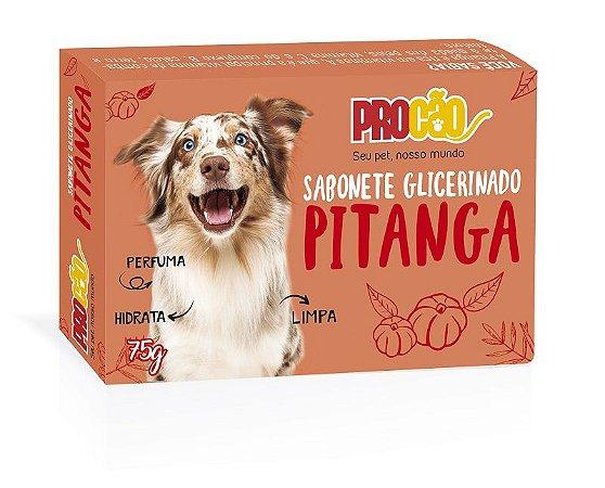 Sabonete Glicerinado Pitanga 75G