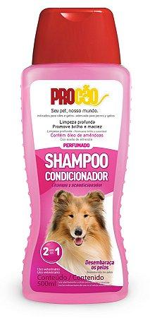 Shampoo e Condicionador 500ML -Proauto