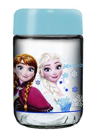 Pote Disney Frozen 598ml C/ 03 Unidades - Disney