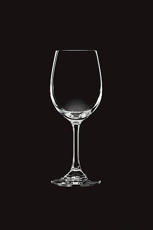 Taça Cristal Carpe Diem Vinho Porto 230ml Caixa C/ 06 Unidades