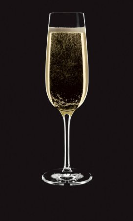 Taça Cristal Carpe Diem Champagne 200ml Caixa C/ 06 Unidades