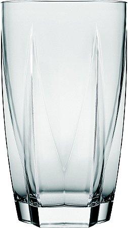 COPO ESTELA LONG DRINK 460ML CAIXA COM 12 UNIDADES - NADIR FIGUEIREDO