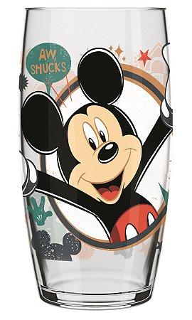 COPO OCA LONG DRINK TURMA DO MICKEY 300ML CAIXA COM 12 UNIDADES - DISNEY - NADIR FIGUEIREDO