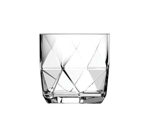 Copo Topázio Whisky 360ml Caixa C/ 12 Unidades