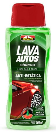 Lava Autos Híbrido 500ml