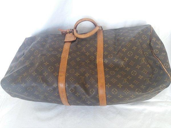 Mala de viagem Original Louis Vuitton , impecável