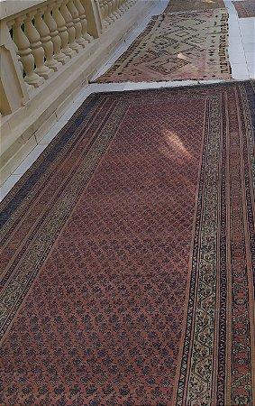 Tapete persa antigo