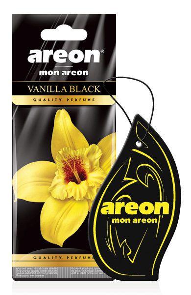 AROMATIZANTE VANILLA BLACK - AREON MON