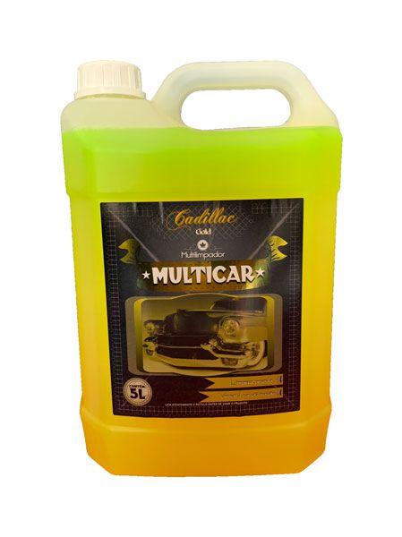 APC MultiCar - Multilimpador Cadillac 5 Litros