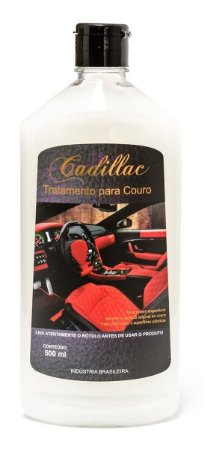 Tratamento para Couro Cadillac (500ml)