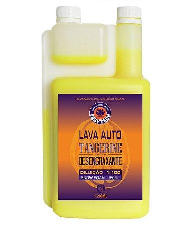 TANGERINE SHAMPOO LAVA AUTO DESENGRAXANTE 1200ML - EASYTECH