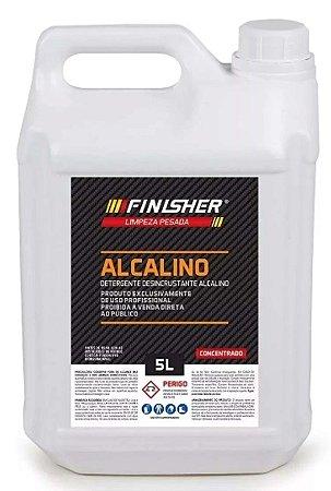 ALCALINO DETERGENTE DESINCRUSTANTE 5L - FINISHER